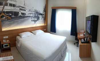 Choice City Hotel Surabaya Surabaya - Deluxe Room Regular Plan