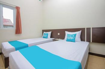 Airy Raya Banjar Indah Permai Green Residence 4 Banjarmasin - Standard Twin Room Only  Special Promo June 45
