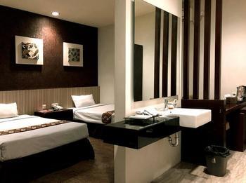 Hotel Sinar 1 Surabaya - Deluxe Room Regular Plan