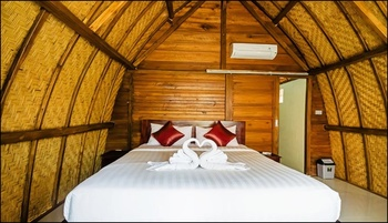 The Catar Cottages Bali - Deluxe Room Regular Plan