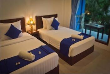 Blue Monkey Villas Areguling Lombok - Deluxe Ocean View Regular Plan