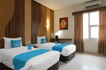 Airy Gambir Cideng Jakarta Jakarta - Smart 1 Twin Room Only Special Promo May 28