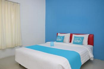 Airy Eco Syariah Padang Andalas Komplek Polamas A88 - Standard Double Room with Breakfast Regular Plan