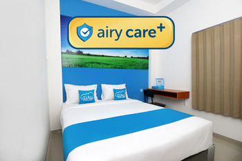 Airy Care+ Eco Syariah Polamas A88 Padang Komplek Polamas A88 - Standard Double Room Only Regular Plan