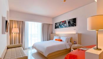 HARRIS Hotel and Conventions Denpasar Bali - HARRIS Room Regular Plan