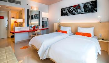 HARRIS Hotel and Conventions Denpasar Bali - Work From Holiday Regular Plan
