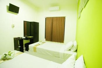 Tirta Kencana Hotel Yogyakarta - Standard Room Twin Bed Regular Plan