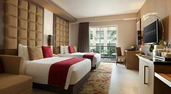 Eastparc Hotel Yogyakarta - Deluxe Twin Room with Balcony October Hot Deal