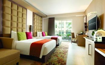 Eastparc Hotel Yogyakarta - Premier Twin Room with Balcony October Hot Deal