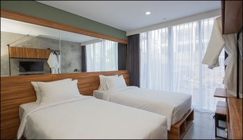 Rimbun Canggu Hotel Bali - Superior Twin Room Kurma Deal
