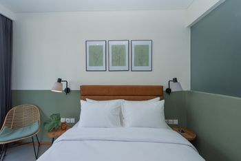 Rimbun Canggu Hotel Bali - Superior Double / Twin Room Only  Kurma Deal