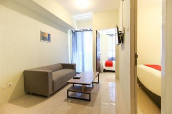 RedDoorz Apartment @ Malioboro City Adisucipto Yogyakarta - RedDoorz Family Room with Breakfast Regular Plan