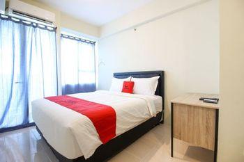 RedDoorz Apartment @ Malioboro City Adisucipto Yogyakarta - RedDoorz Room Regular Plan