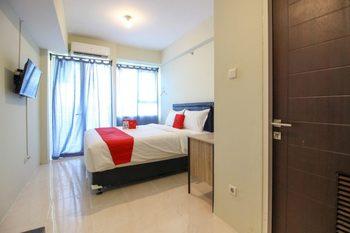 RedDoorz Apartment @ Malioboro City Adisucipto Yogyakarta - RedDoorz Family Room Regular Plan