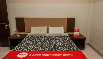 NIDA Rooms Sudirman 419B Pekanbaru - Double Room Double Occupancy NIDA Fantastic Promo
