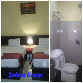 Atomy Hotel Kendari - Deluxe Double or Twin Room Regular Plan