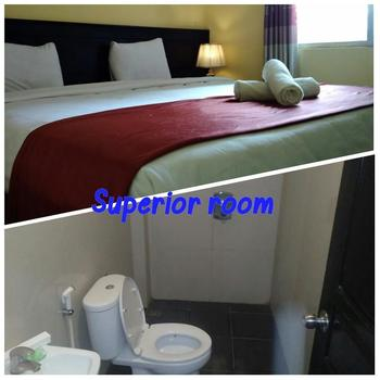 Atomy Hotel Kendari - Superior Double or Twin Room Regular Plan