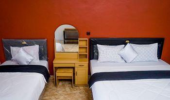 New Bintang Hotel Ngada - Triple Family Room Regular Plan