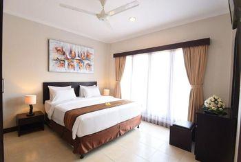 Kuta Townhouse Apartments Bali - Deluxe Two Bedroom Apartment Regular Plan