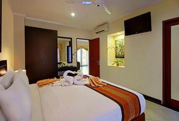 Kuta Townhouse Apartments Bali - Family Two Bedroom Deluxe Apartment Regular Plan