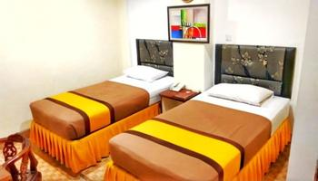 Al Badar Hotel Syariah Makassar - Superior Twin Room Regular Plan