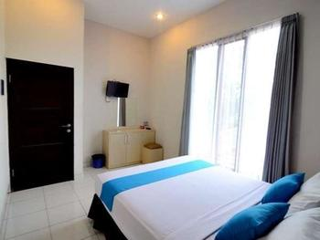The Bali Rama City Hotel Bali - Deluxe Room For 2 Person Room Only Hot Deal