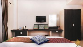 Raz Hotel Medan - Deluxe Room Regular Plan