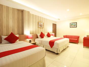 Sweet Karina Bandung Bandung - Suite Family Room Regular Plan