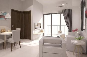 Expressia Stay Tangerang Selatan - Two Bedroom Corner Room Only Spesial Deals