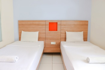 LeGreen Suite Waihaong Ambon - Promo Twin Bed Regular Plan