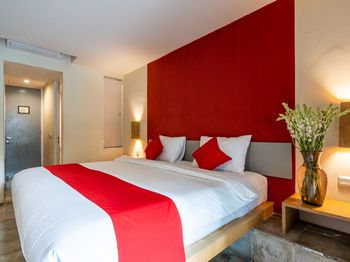 Oasis Kuta Bali - Deluxe Double Room Regular Plan