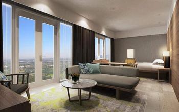 Hotel Santika Garut Garut - Suite Room King Staycation Offer Room Only Regular Plan