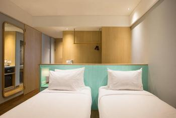 Hotel Santika Garut Garut - Deluxe Room Twin Offer Last Minute Deal