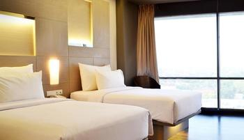 Swiss-Belhotel Cirebon - Deluxe Twin Room Regular Plan