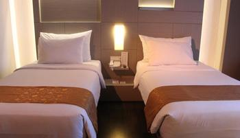 Swiss-Belhotel Cirebon - Deluxe Twin Room Only Regular Plan