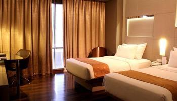 Swiss-Belhotel Cirebon - Superior Deluxe Twin Room Only Regular Plan