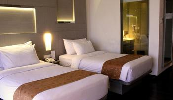 Swiss-Belhotel Cirebon - Superior Deluxe Twin Room Only Regular Plan