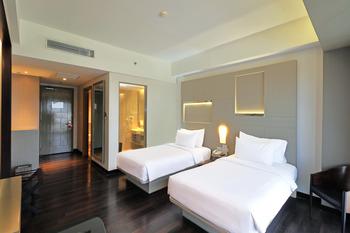 Swiss-Belhotel Cirebon - Deluxe Twin Room Only Regular Plan