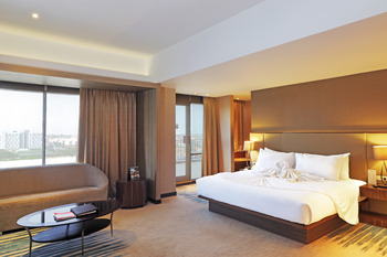 Swiss-Belhotel Cirebon - Honeymoon Suite Regular Plan