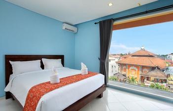 Alkyfa Hotel Bali - Double Room Only Regular Plan