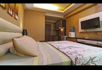 The Suites Metro Apartment By Fazar Bandung - Studio Room Regular Plan
