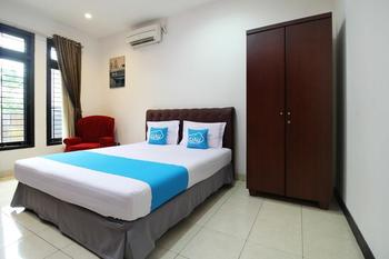 Airy Eco Mampang Prapatan Enam Belas 34B Jakarta Jakarta - Deluxe Double Room Only Special Promo Sep 42