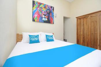 Airy Denpasar Barat Gunung Lumut Gang Nakula 2 Bali Bali - Standard Double Room Only Regular Plan