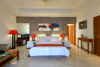 Aleesha Villas Bali - Suite Deluxe Room Only Flash Deal 50%