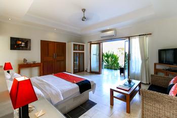 Aleesha Villas Bali - Suite Deluxe Flash Deal 50%