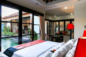 Aleesha Villas Bali - One Bedroom Superior Pool Villa Basic Deal 34%