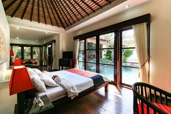 Aleesha Villas Bali - Two Bedroom Superior Pool Villa Basic Deal 34%