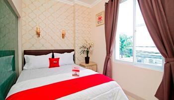 RedDoorz Cideng Barat Jakarta - RedDoorz Room Regular Plan