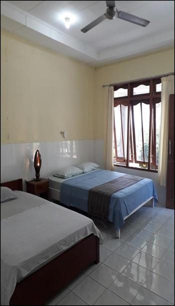 Sagita Bungalow Lombok - Triple Room Regular Plan