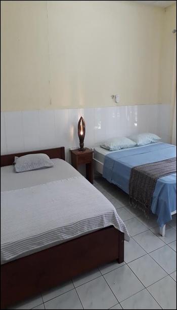 Sagita Bungalow Lombok - Family Room Regular Plan